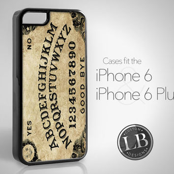 PRE-ORDER - iPhone 6 Case - Ouija Board Game Funny Cover Retro Vintage - iPhone 6 / 6 Plus Cover IP6