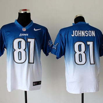 Detroit Lions Calvin Johnson Jersey Mens Womens & Youth Sizes