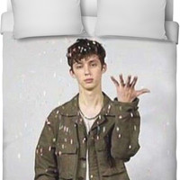 Troye Sivan Bed Spread