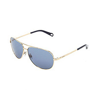 Fossil Metal Aviator Sunglasses