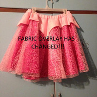 Sleeping Beauty Inspired Skirt