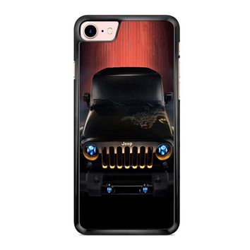 Jeep Wrangler iPhone 7 Case