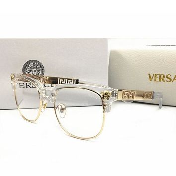 89667f4023 Versace Trending Men Women Simple Shades Eyeglasses Glasses Sung
