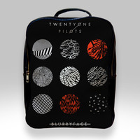 Backpack for Student - Twenty One Pilots Blurryface Cover Bags