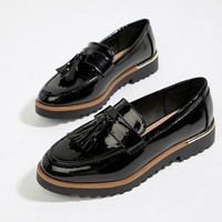 New Look Chunky Cleated Loafer at asos.com
