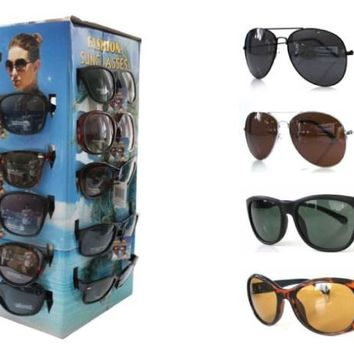0c73c293568 Dd Fashion Sunglasses With Display(Pack Of 48)