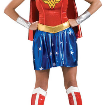 Women's Costume: Wonder Woman (RU-39) | Small