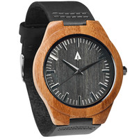 Wooden Watch // Bamboo Theo