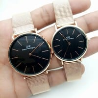 Daniel Wellington (DW) watch couple