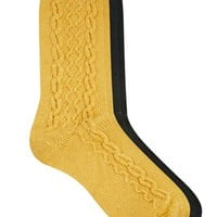Bellfield 2 Pack Socks - Yellow