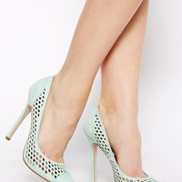 ASOS PEGGY Pointed High Heels