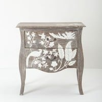 Epoque Bureau by Anthropologie Dark Grey One Size Furniture