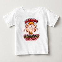 Allergic to grouchy grownups baby T-Shirt