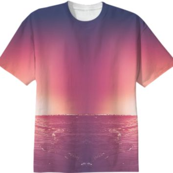 Summer - T-shirt created by HappyMelvin | Print All Over Me