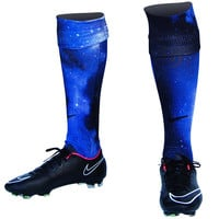Galaxy Custom Sublimated Nike Soccer Socks