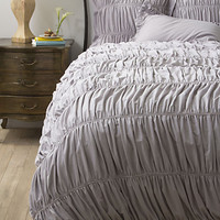Nimbus Jersey Bedding, Grey
