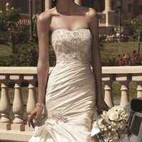 Casablanca Bridal 2104 Dress