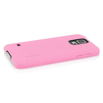 The Light Pink feather® Ultra-Thin Snap-On Case for Samsung Galaxy S5