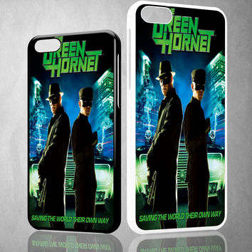 The Green Hornet Movie Z0672 iPhone 4S 5S 5C 6 6Plus, iPod 4 5, LG G2 G3 Nexus 4 5, Sony Z2 Case