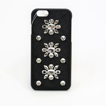 Michael Kors Snap-On Black iPhone 6/6s Case
