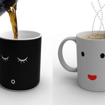 Pottery Innovative Emoji Mug [8997115980]