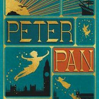 Peter Pan by J. M. Barrie; Minalima (Hardcover): Booksamillion.com: Books
