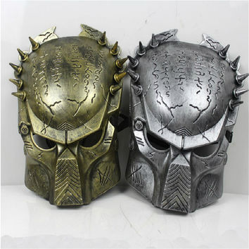 New Predator Mask Halloween - Perfect Predator AVP Halloween Mask!.