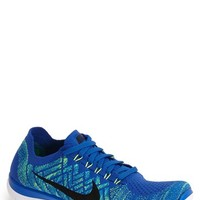 Men's Nike 'Free Flyknit 4.0' Running Shoe