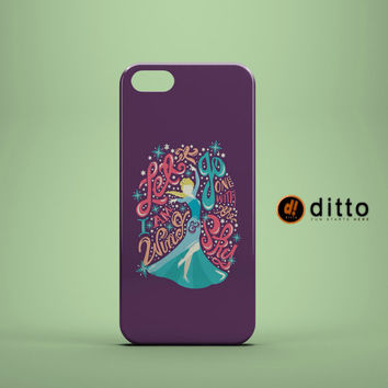 LET IT GO Design Custom Case by ditto! for iPhone 6 6 Plus iPhone 5 5s 5c iPhone 4 4s Samsung Galaxy s3 s4 & s5 and Note 2 3 4