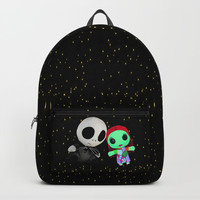 Halloween Babies | Jack | Sally | Christmas | Nightmare Backpack by Azima