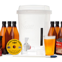 Cooper's Incredible DIY 2 Gallon Beer Brew Kit - Refill- Bewitched Amber Ale