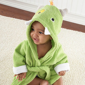 Baby Aspen My Little Monster Hooded Spa Robe 0-9 months