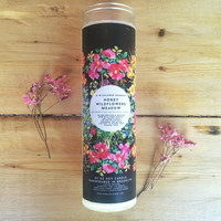 Honey, Wildflower and Meadow 7-day Prayer Candle