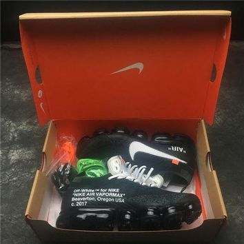 DCCKIG3 Off-White x Nike Air VaporMax 2018 Women Sneaker