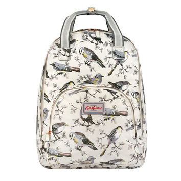 Garden Birds Multi Pocket Backpack | Backpacks | CathKidston