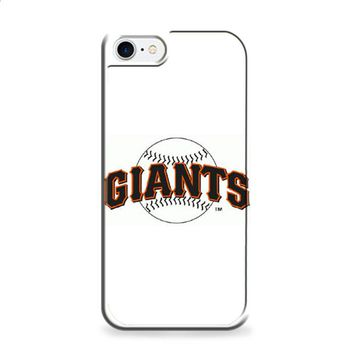 San Francisco Giants Ball iPhone 6 | iPhone 6S case