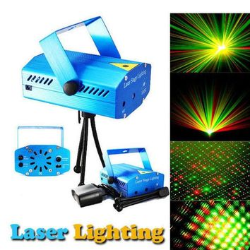 DCK9M2 1pcs New Arrival Blue Mini Lazer Pointer Projector light DJ Disco Laser Stage Lighting for Xmas Party Show Club Bar Pub Wedding