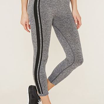 Active Seamless Capri Leggings | Forever 21 - 2000169479