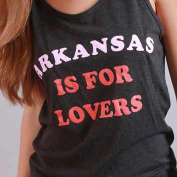 Charlie Southern Arkansas Is For Lovers Tank