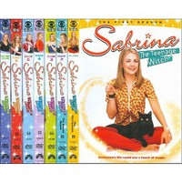 Sabrina the Teenage Witch: Complete Series Pack (24 Discs)