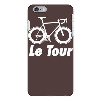 le tour bike silhouette 2015 de france new iPhone 6/6s Plus Case