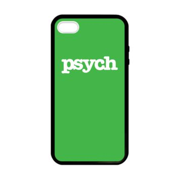 New PSYCH TV SERIES Phone Case For Samsung Galaxy and iPhone