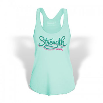 StrongerRx The Strength Women's Tank