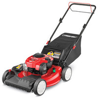 Shop Troy-Bilt TB200 150-cc 21-in Self-Propelled Front Wheel Drive Residential Gas Lawn Mower with Mulching Capability at Lowes.com