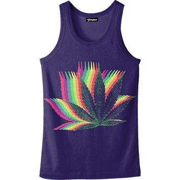 Weed 3D Tank