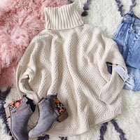 Tundra Knit Sweater