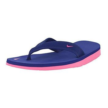Nike Womens Celso Thong Flip Flops Open Toe Shoes