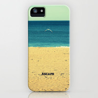 Escape iPhone Case by RDelean | Society6