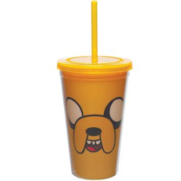 DCCKIS3 Adventure Time - Jake's Face Carnival Cup