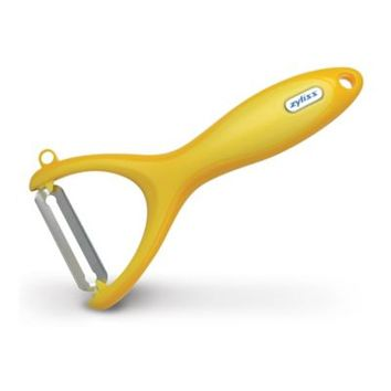 Zyliss® Stainless Steel Y Peeler in Yellow